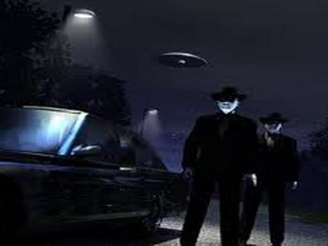 'Men in black' responsabili della morte di un ricercatore di UFO?