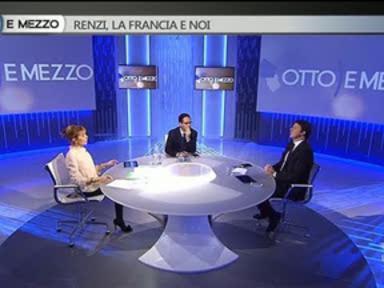 """Rischio terrorismo, Renzi: """"L'Italia è attenta"""""""