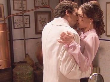 Il Segreto: Elias bacia Camila ma...Video