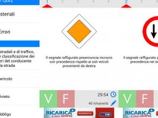 Quiz Patente! 2014 + Teoria: come ripassare per l'esame di teoria con Android