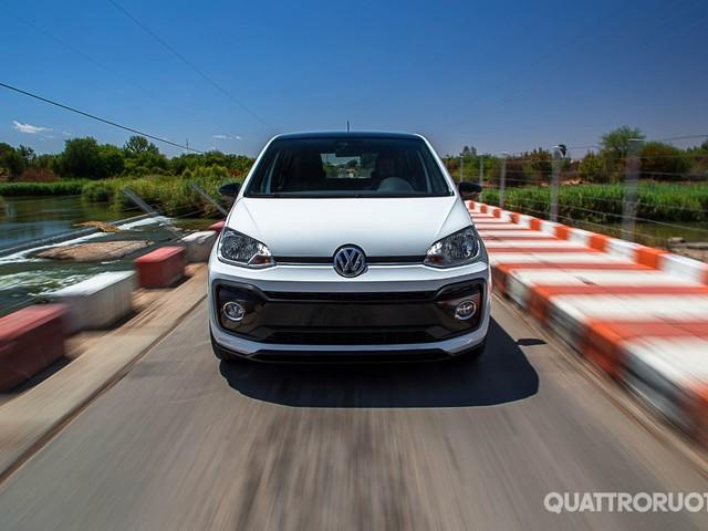Volkswagen up! - In Sudafrica al volante della GTI