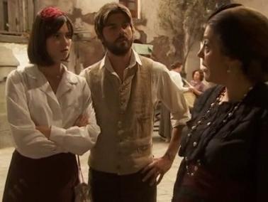 Il Segreto [POMERIGGIO]: Video puntata 11 febbraio 2016 - E' di nuovo scontro tra Maria e Francisca!