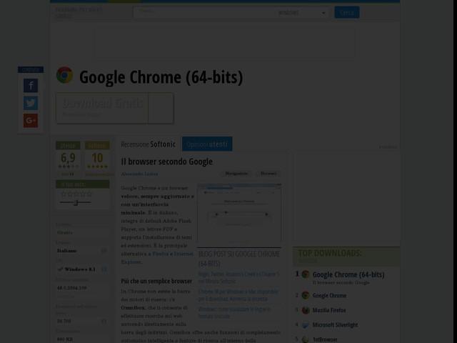 Google Chrome (64-bits) 48.0.2564.109
