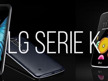Serie K di LG esordisce anche in Italia