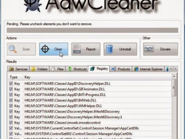 Come rimuovere Top8844.com da pagina iniziale