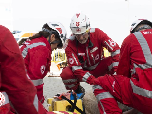 """Croce Rossa di Roma, al via il corso di alta formazione per il soccorso sanitario avanzato """"S.A.Pa.C"""""""