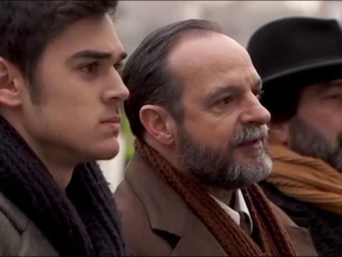 Il Segreto, spoiler trame episodi 21-25/03: Raimundo e Matias organizzano un comizio