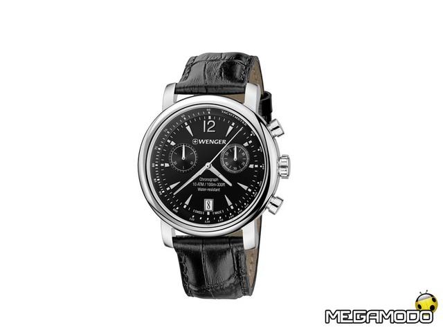 Wenger presenta gli orologi Urban Vintage