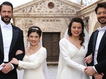 Il Segreto: Il matrimonio di Sol e Lucas e di Candela e Severo! Video