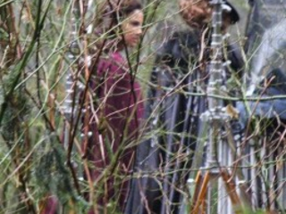 Once Upon a Time 4: foto dal set, ecco Rebecca Mader