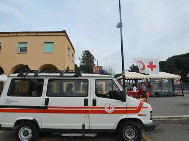 Pomezia, rubato Fiat Ducato della Croce Rossa Italiana