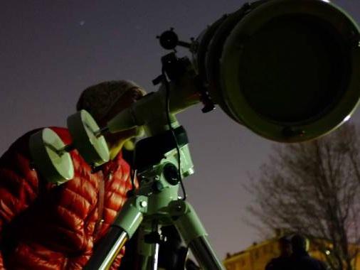 """Merone, """"Il cielo del Parco"""" osservazioni astronomiche nelle aree verdi"""