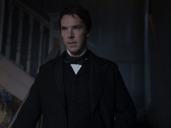 First look at Benedict Cumberbatch in Alfonso Gomez-Rejon's The Current War - Now shooting in London - ON OUR RADAR