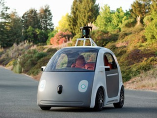 Driving Not Optional: Google Shows Off Prototype Autonomous Car with No Steering Wheel or Pedals
