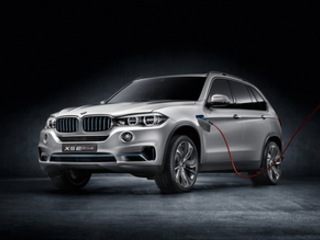 BMW X7 and X5 Plug-in Hybrid Models Announced