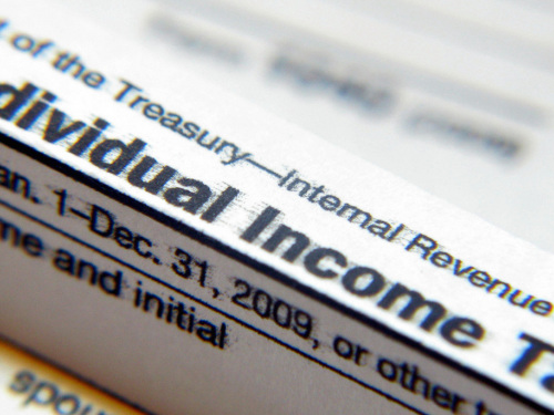 How Do You Get Your Tax Refund Back When Someone Steals It?