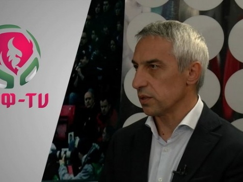 Федерация футбола Беларуси задумалась о создании своего телеканала