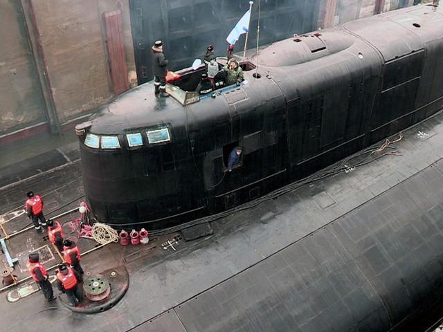 Российская подлодка отстрелялась сверхзвуковой ракетой, способной потопить авианосец