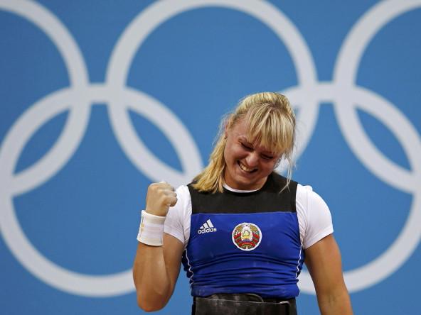 Белорусская медалистка лишена награды лондонской Олимпиады-2012