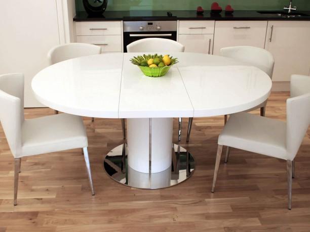 Обеденный стол интерьере кухни: лучшие идеи и фото