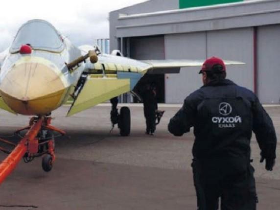 В Сеть попали фото новейшего российского стелс-истребителя