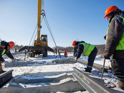 Железная дорога придет в Якутск в будущем году