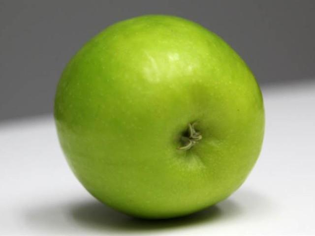 Äpplen stoppas efter höga halter av gift