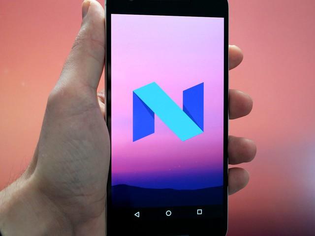 Huawei Nexus 6P får Nougat via OTA-uppdatering