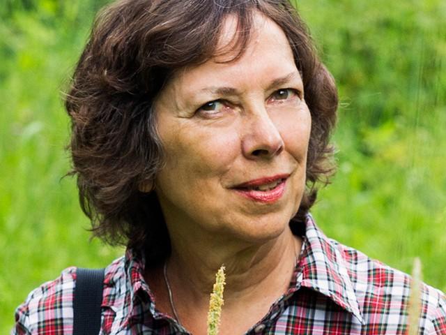 Nina Burton tar sig an Erasmus av Rotterdam