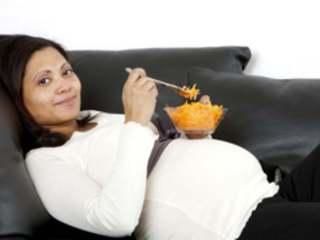 Mammans kost ändrar barnets DNA - för alltid