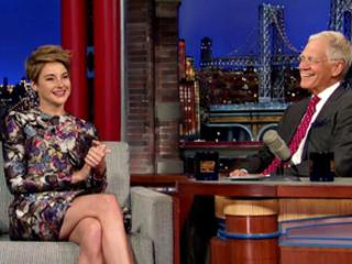 Shailene Woodley Delivers the Dirt On Eating Clay