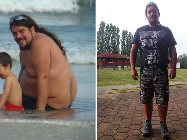 Hur man blir fri diabetes och går ner 42 kg utan hunger