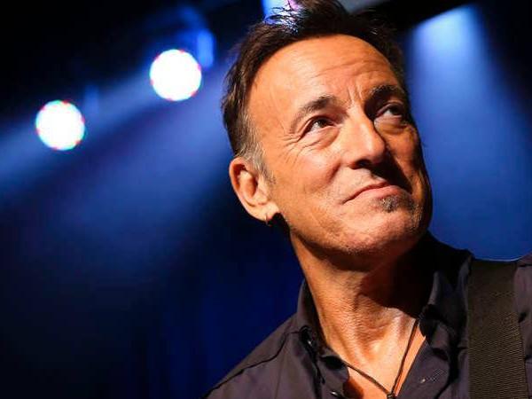 Bruce Springsteen gästar Skavlan
