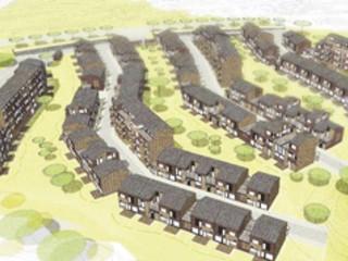 Klartecken för 150 nya bostäder