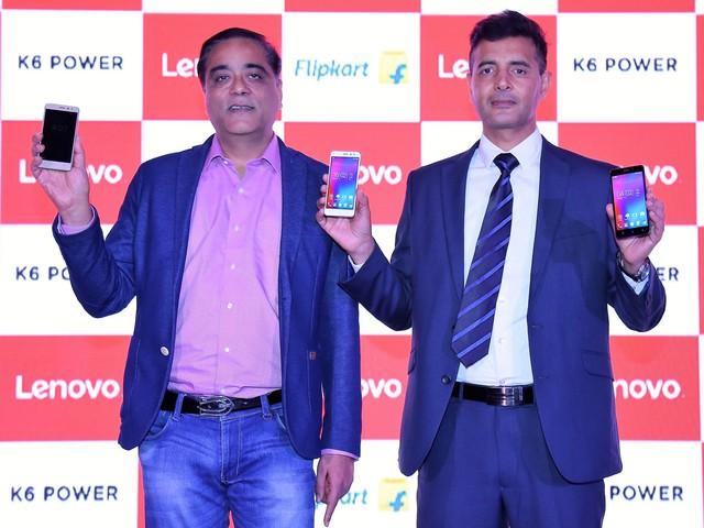 Lenovo has sold over 13 million smartphones on Flipkart since 2014