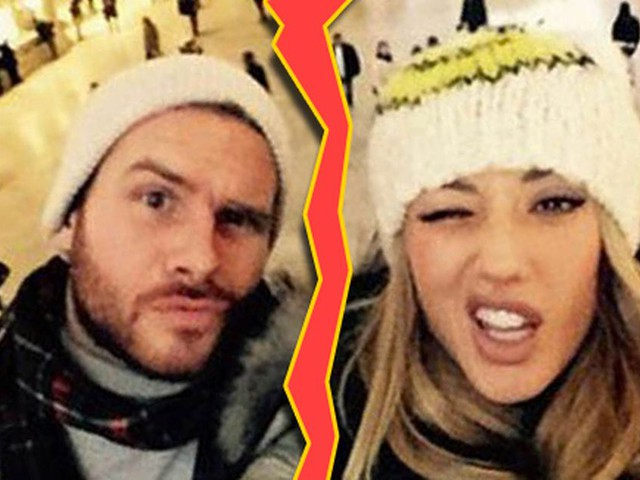 Charlotte Crosby splits from boyfriend Mitch Jenkins just before they were due to move in together