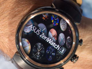Asus ZenWatch 3 hands-on: a thing of beauty