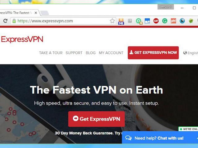 Review: ExpressVPN