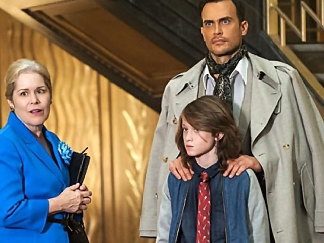 That Mischievous Kid On 'AHS' Is The Son Of An O-Town Band Member