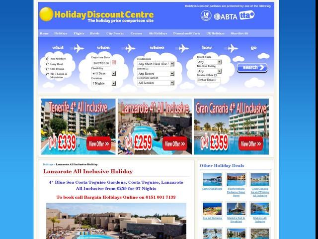 Compare All Inclusive Hotels