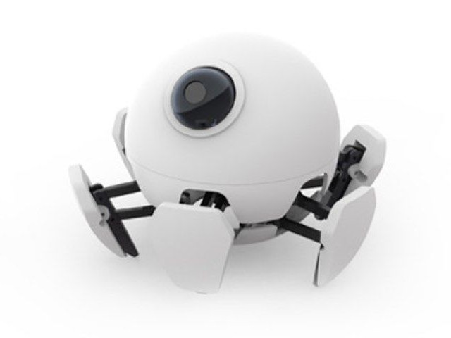 Adorable Arachnid Robots - The 'Xpider' is a Mini Robot that's Engineered for Interactive Fun (TrendHunter.com)
