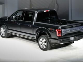 Trucks, SUVs Best Premium Sedans In Over $50K US Segment