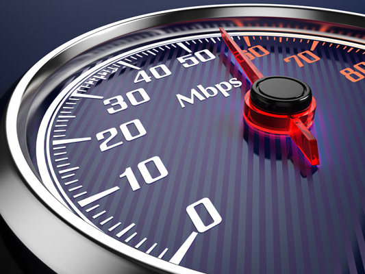 how to find out broadband speed