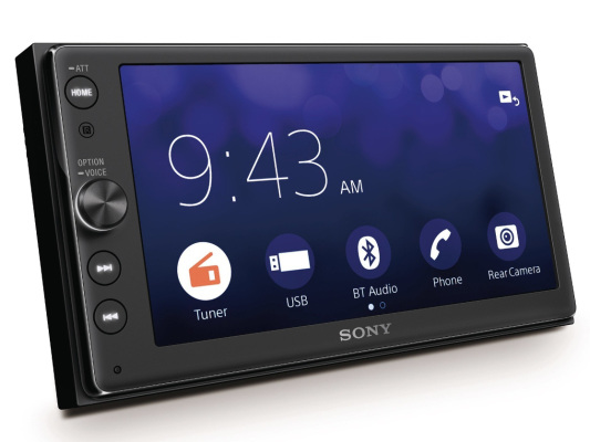 Sony's new $500 in-dash receiver looks like the best value for Android Auto and CarPlay