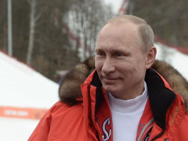 Putin claims Sochi 2014 legacy two years on from Winter Olympics