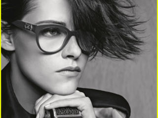 Kristen Stewart Transform Into Photo Journalist For Chanel Eyewear Campaign