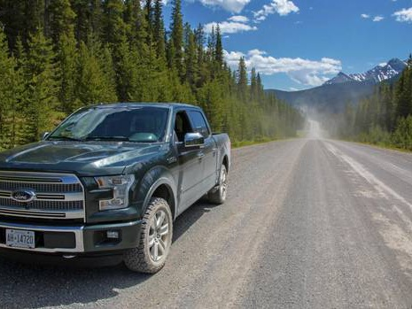 In photos: Canada's 30 best-selling vehicles of 2015