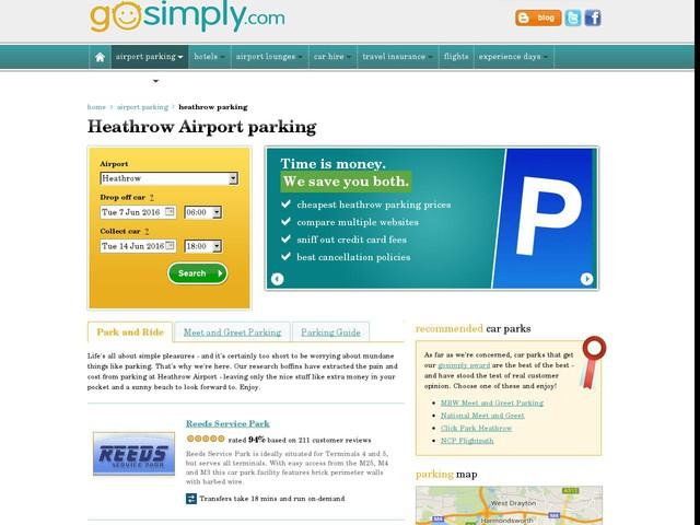Compare Car Parking Dublin Airport