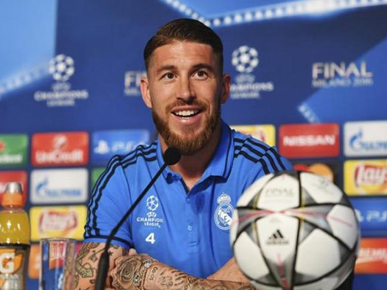 2014 victory has not sated Real's thirst for glory – Ramos