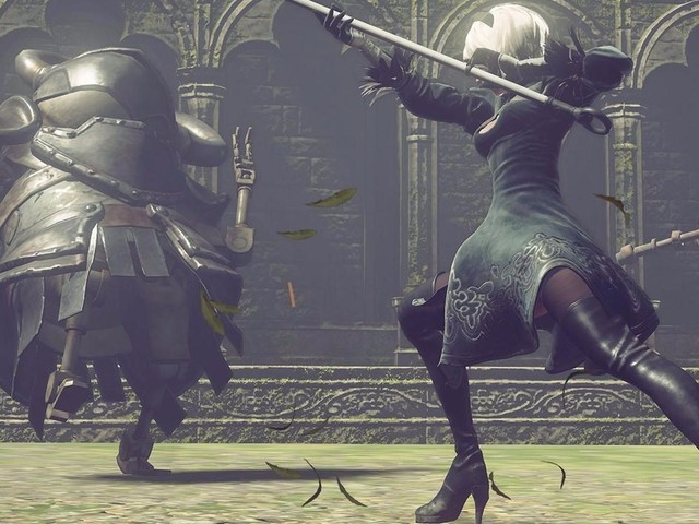 NieR: Automata now has a western release date